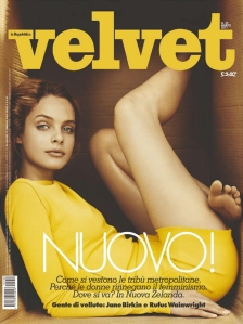 Velvet March 2011 Jules Mordovets by Marcus Ohlsson