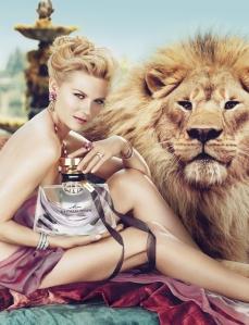 Bvlgari 'Mon Jasmin Noir' Fragrance Kirsten Dunst