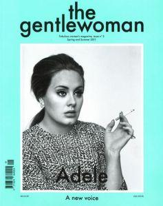 The Gentlewoman #3 Adele