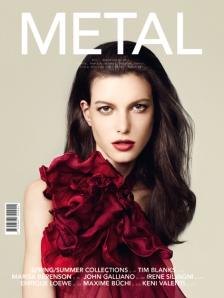 Metal #23 Tatiana Cotliar by Aingeru Zorita