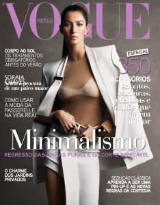 Vogue Portugal April 2011 Gisele Bündchen by Patrick Demarchelier