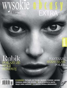 Wysokie Obcasy Extra March 2011 Anja Rubik by Victor Demarchelier