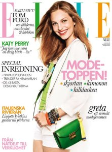 Elle Sverige April 2011