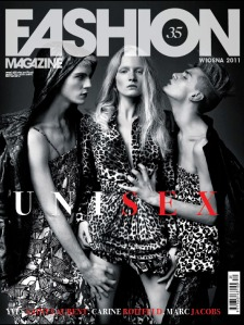 Fashion Magazine Spring 2011 The Unisex Issue Covers 3