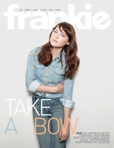 Frankie #40 Francesca by Amanda Austin
