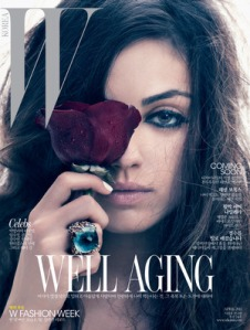 W Korea April 2011 Mila Kuniz