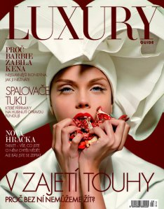 LUXURY GUIDE Czech Spring 2011