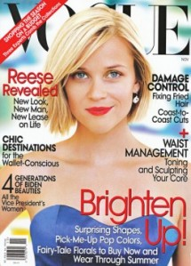 US Vogue May 2011 Reese Witherspoon