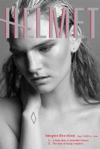 Helmet Magazine Issue #2 Hirschy by Ned Rogers